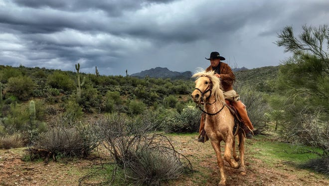 The annual Hashknife ride recreates one of the most daring and romantic chapters of the American West.