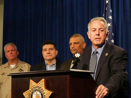 Las Vegas law enforcement