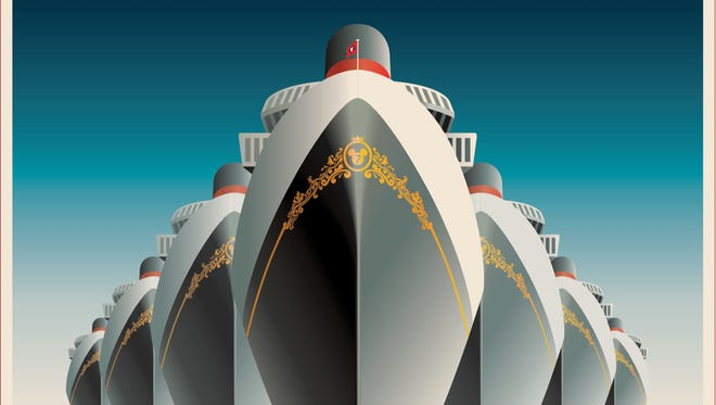 Disney Cruise Line will have seven cruise ships by 2023.