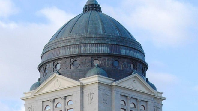 A Republican lawmaker from Colstrip has proposed a bill that would deplete the state's $350 million rainy day fund to reduce income taxes over time.
