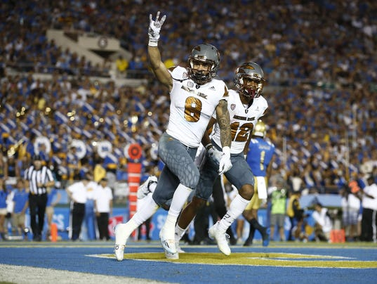 ASU vs UCLA Football 2015