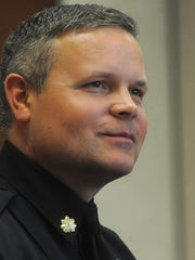 Sioux Falls Police Chief Matt Burns.