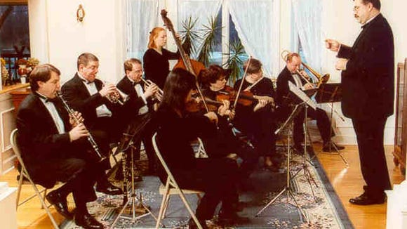 The Flower City Society Orchestra