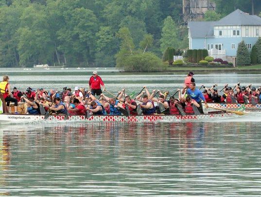 2015 Sparta Dragon Boat Race