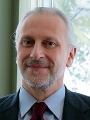 East Lansing City Council Member Erik Altmann
