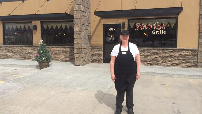 Melinda Strable has opened Sorriso Grille in Des Moines.