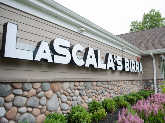 The exterior of LaScala's Birra in Pennsauken, which has been redecorated since it was Cooper House.