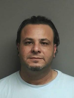 Bassam Honeini, 41, is charged with delivery/manufacture of a  controlled substance, a felony that carries a potential seven-year prison sentence.