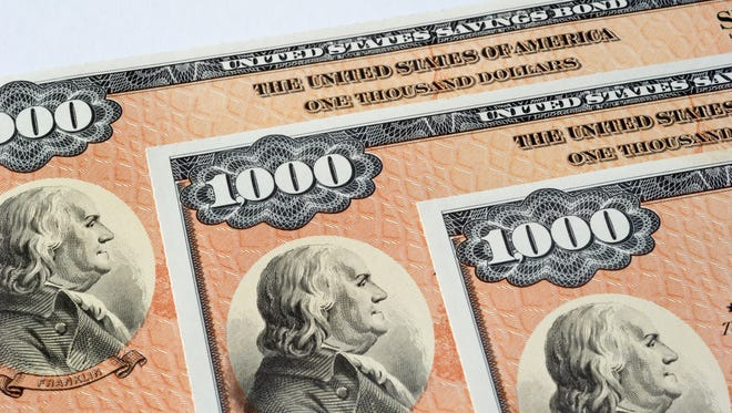 The yield on the benchmark 10-year Treasury note, a barometer for mortgage rates and other financial instruments, jumped to 3% Tuesday.