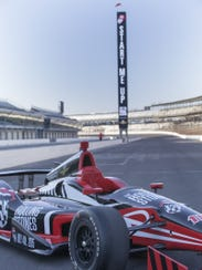 Indianapolis Motor Speedway will host the Rolling Stones