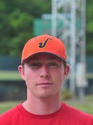 Jordan Gillerman, infielder, St. Johns University