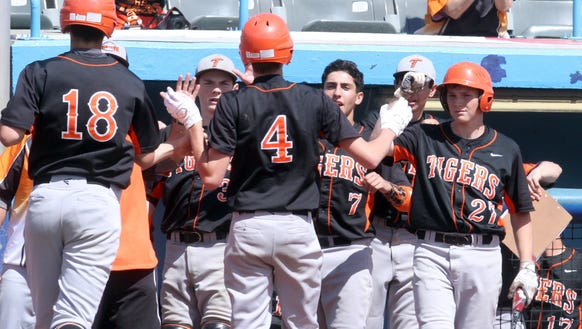 North Salem defeated Tuckahoe 7-2 to win the Section