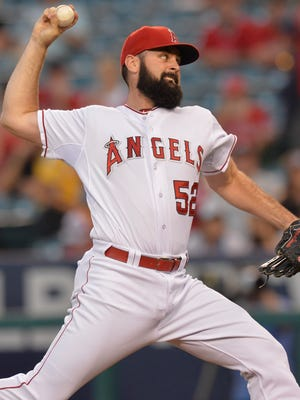 Los Angeles Angels starting pitcher Matt Shoemaker has been on a rookie rampage.