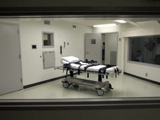 Alabama Death Row Dea_Mitc