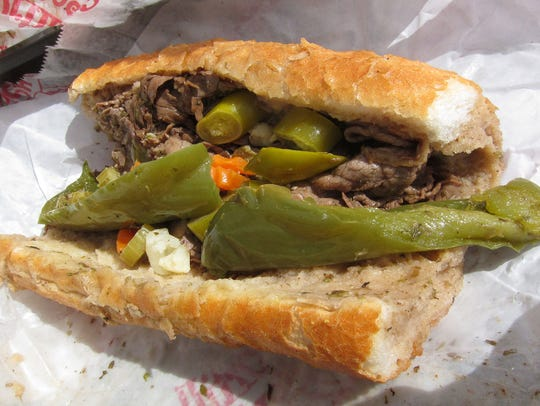 Portilo's, a Chicago chain with two locations in the