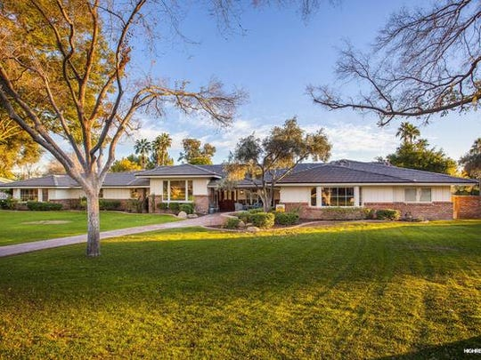 This Del Ray Estates ranch home in Arcadia sold for