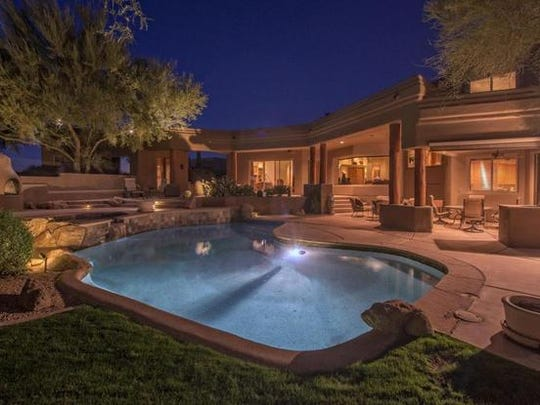 Marc Kutik paid $1.89 million in cash for this Scottsdale