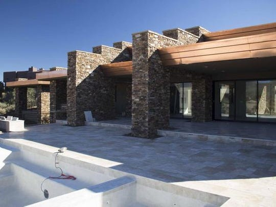 John McKenna Jr., paid $2.14 million in cash for this Scottsdale home.
