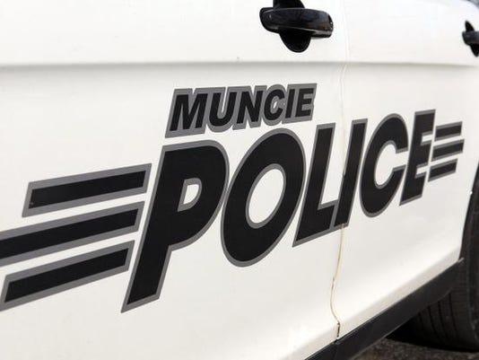 MPD Muncie police car