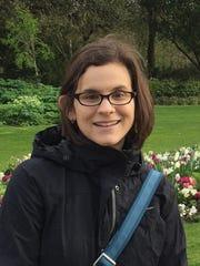 Stephanie Wingo, NASA atmospheric scientist