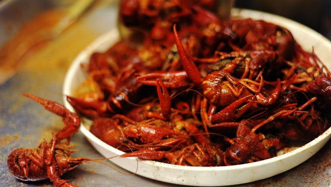 Louisiana crawfishermen and the merchants who sell the crustacean to retail customers say the supply should be enough to satisfy appetites during Holy Week and Easter weekend.