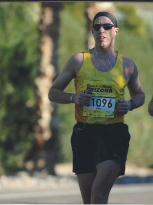Florence pediatrician Dr. Rob Tagher is running in a 100 mile marathon in the Florida Keys to raise funds for the Northern Kentucky Children's Advocacy Center.