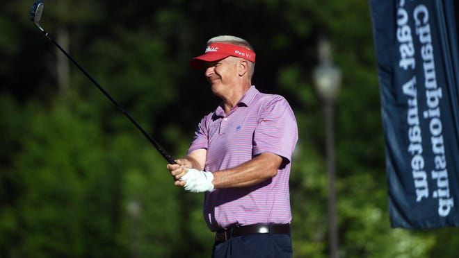 Last year's N.H. Senior Match Play winner, Craig Steckowych of Portsmouth Country Club is among the local contenders for the 2020 State Amateur golf championship. The tournament will be held July 6-11 at Nashua CC.