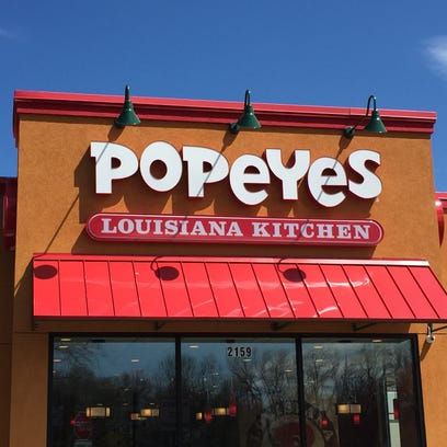 The moment you've been waiting for is here, as Popeyes