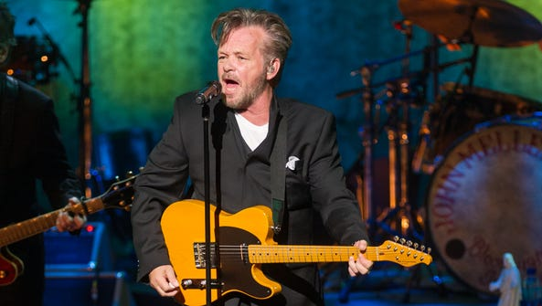 John Mellencamp performs at the Riverside Theater on