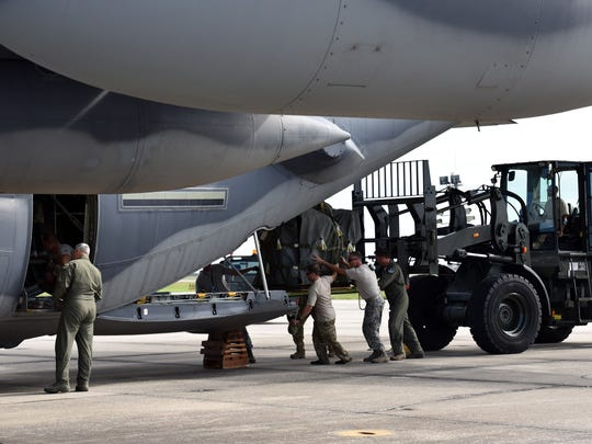 Citizen Airmen Reservists with the 920th Rescue Wing,