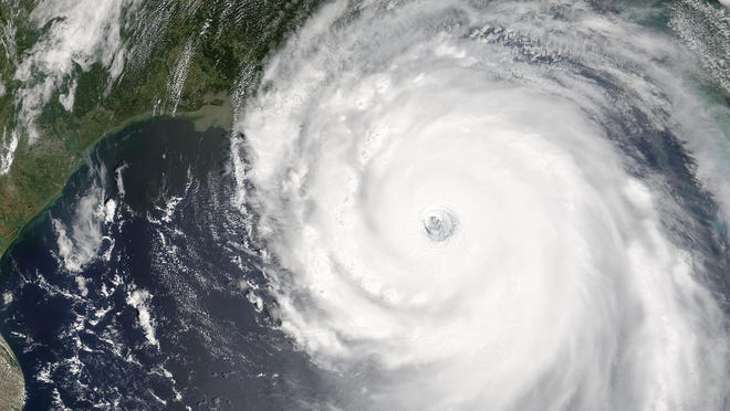 It's been 10 years since a major hurricane has made landfall in the United States.