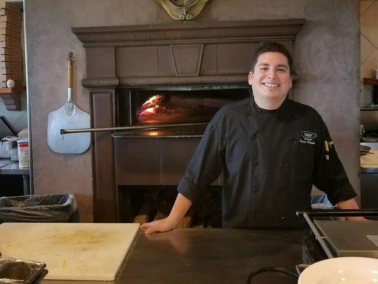Chef Franco Paniccia