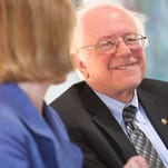 Sen. Bernie Sanders, I-Vt., plans his presidential campaign kickoff at 5 p.m. Tuesday at Waterfront Park in Burlington.