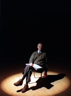Composer Leslie Bassett in 1997