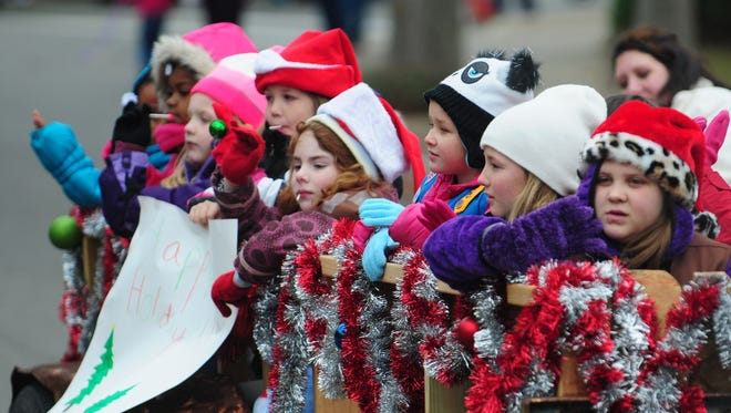 The Hattiesburg Jaycees will holds their annual Christmas parade Saturday.