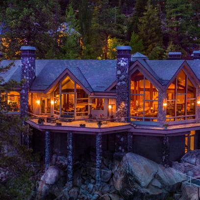 Inside the priciest Tahoe lakefront home ever