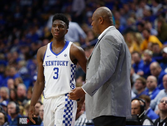 What S So Special About Kentucky Basketball: UK Basketball: John Calipari Defining Roles For Diallo, PJ