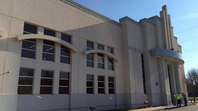 The former LA Fitness on Lebanon Pike is being transformed into a Fellowship at Two Rivers church.