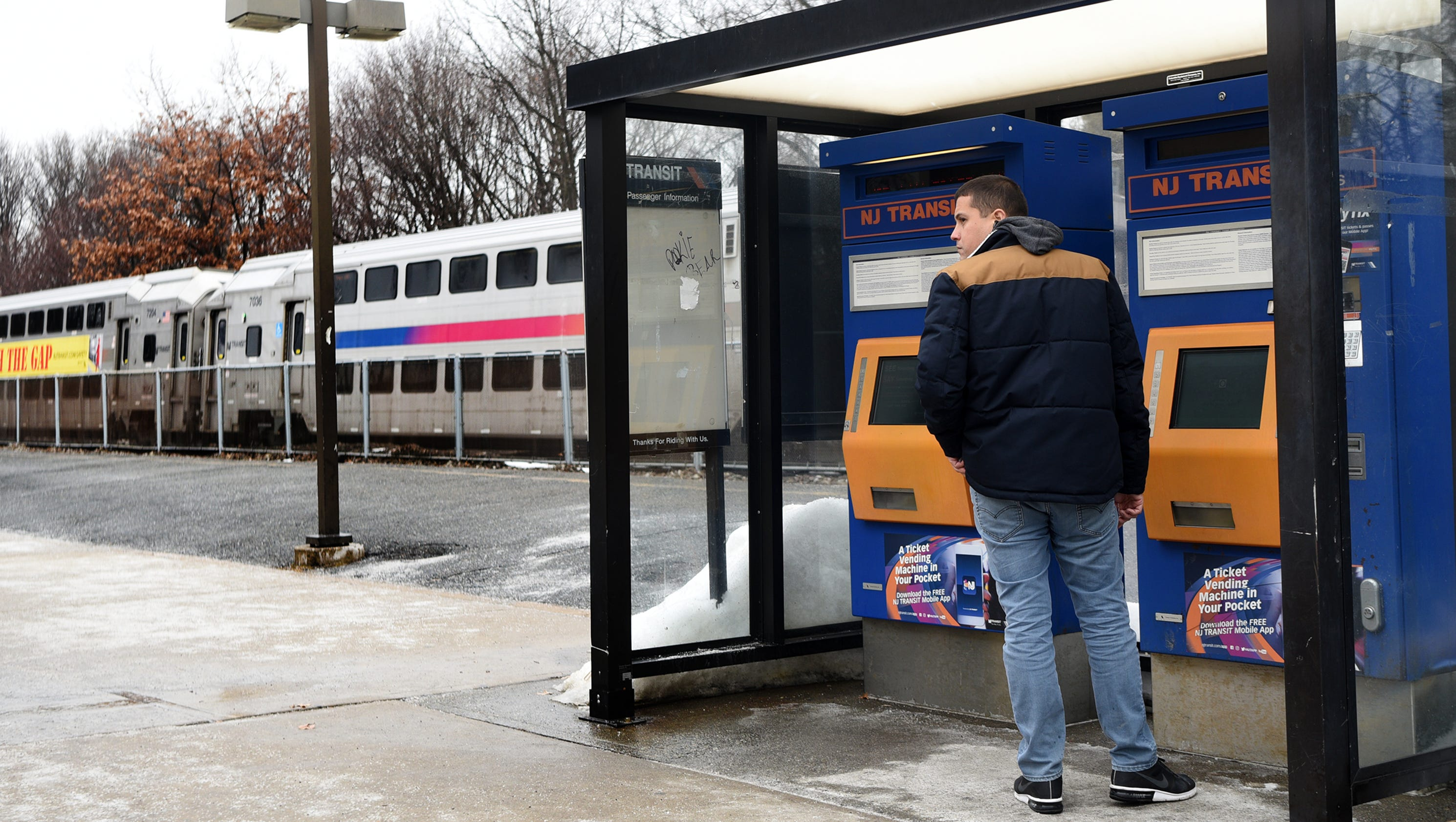 Image result for Commuters in distress as mobile vending machines stop working
