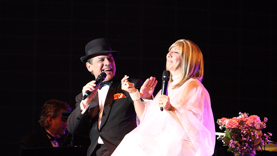 February 13th, is the Frank Sinatra and Barbra Streisand