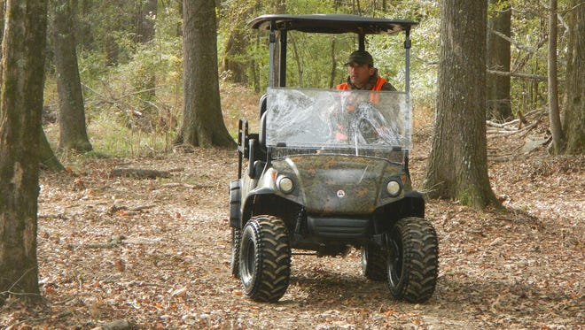 More and more hunters are switching to electric vehicles for stealth and decreased pressure on deer.