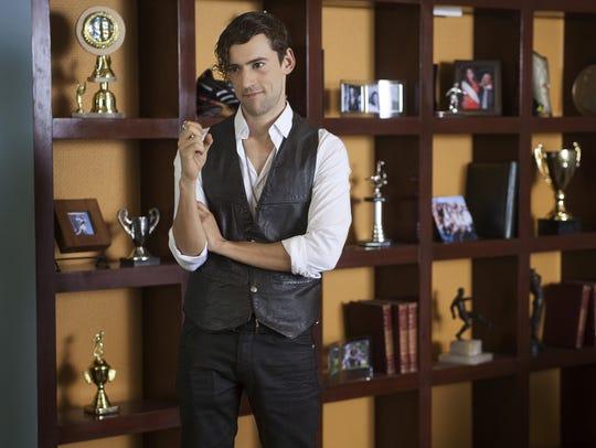 Luis Gerardo Méndez interpreta a Chava Iglesias en
