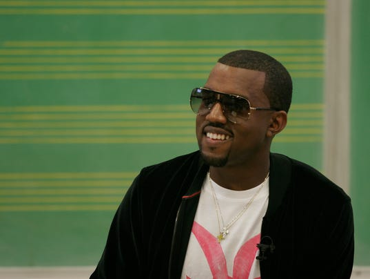 "Kanye West ""MTVu Stand In"" At Chicago State University"