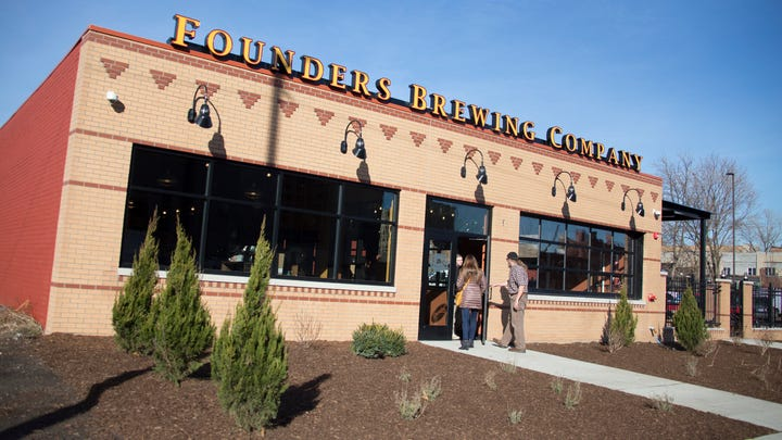 Founders Brewing will skip Detroit's Fall Beer Fest amid racial discrimination lawsuit