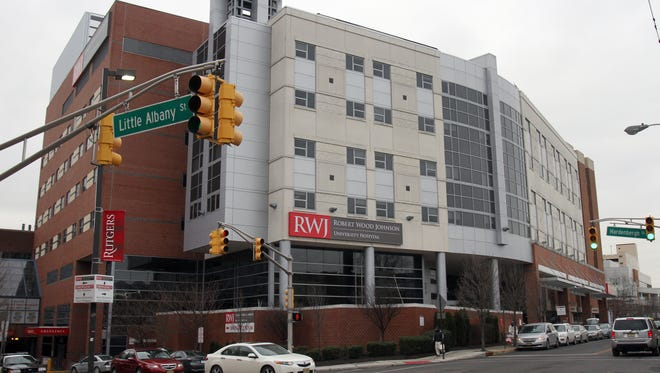 A nurse at Robert Wood Johnson Un iversity Hospital in New Brunswick has been charged with sexual assault at the hospital.