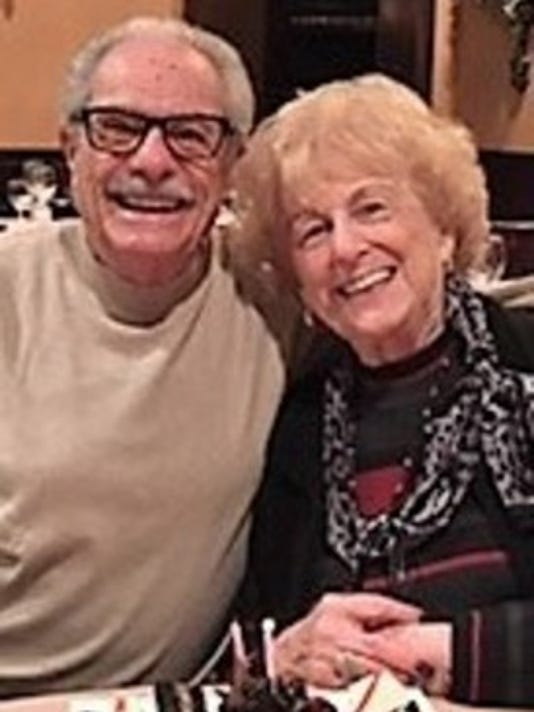 Anniversaries: Pearl Horn & Bob Horn