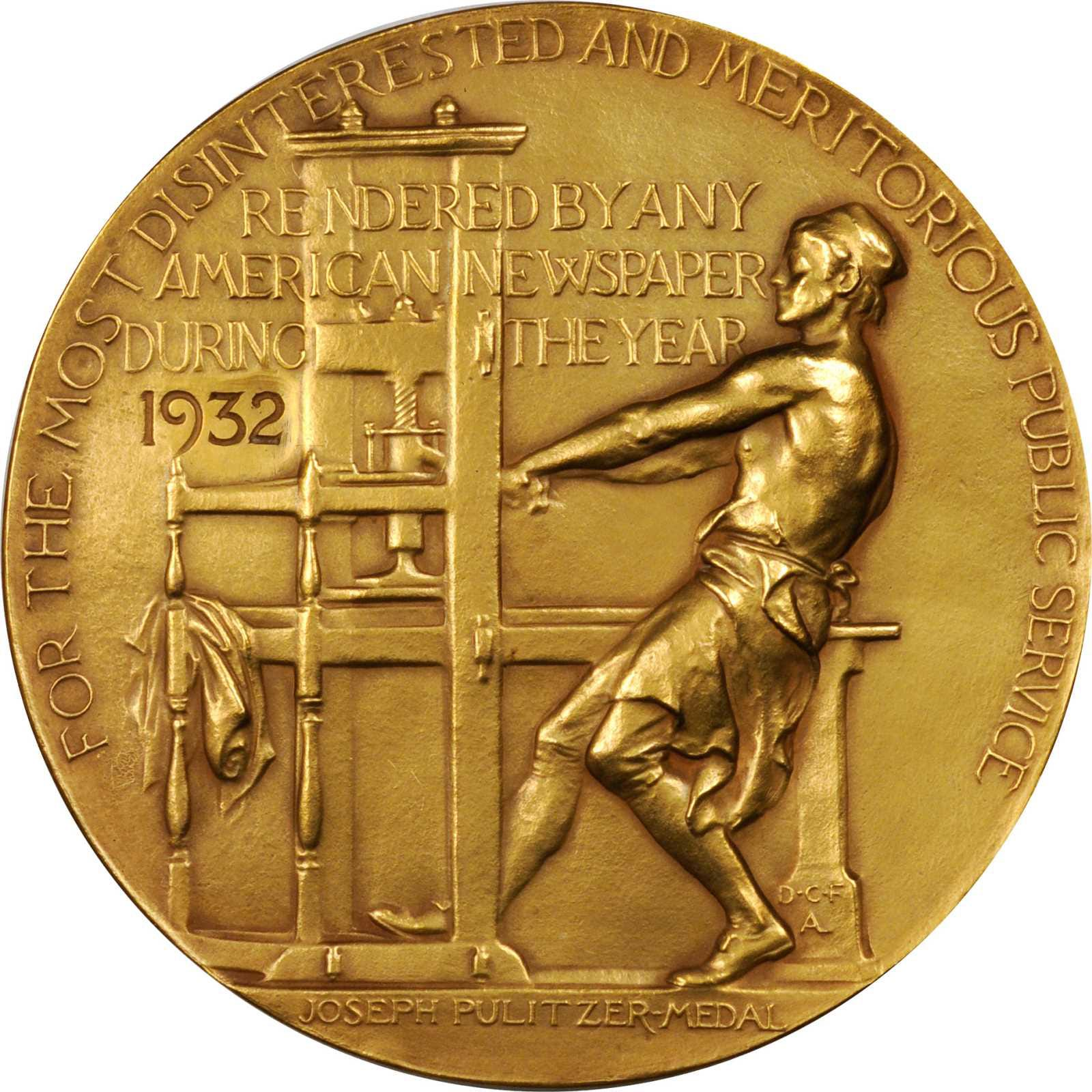 Pulitzer prizes in poetry