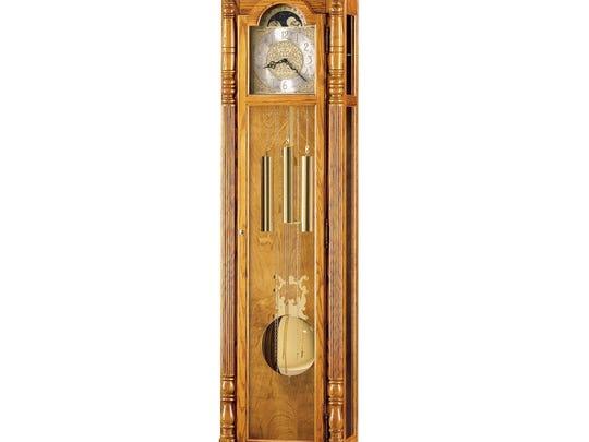 Joseph Grandfather Clock.