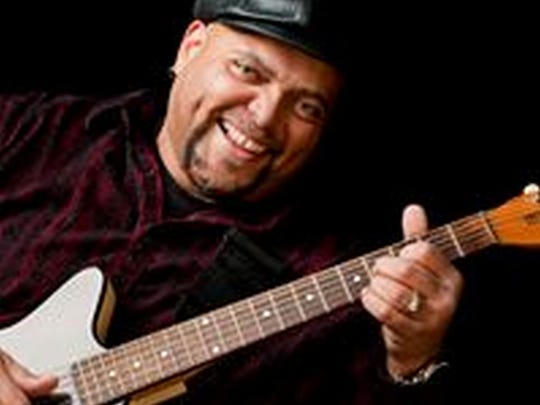 """Kevin """"B.F"""" Burt is well known throughout Iowa and the Midwest for playing his unique brand of blues/funk/rock for nearly 20 years. He's to become a mainstay performer at Bobby's Live on 965."""