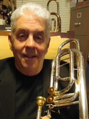 Ralph Pressler, BSU-trained bass trombonist with a